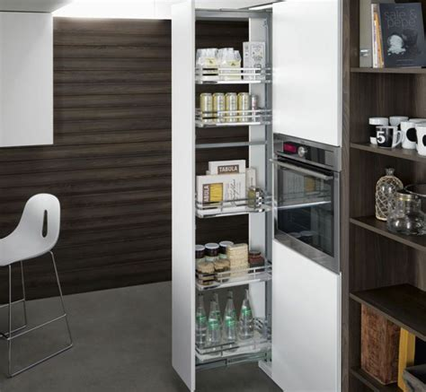 cucine con dispensa mobile dispensa in cucina attrezzature interne
