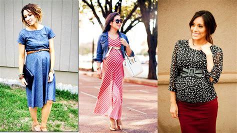 youtube moda 2016 outfits de moda para embarazadas 2016 youtube