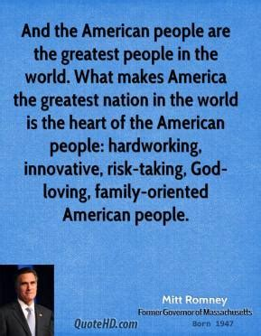 The Greatest American Quotes Mitt Romney Quotes Quotehd