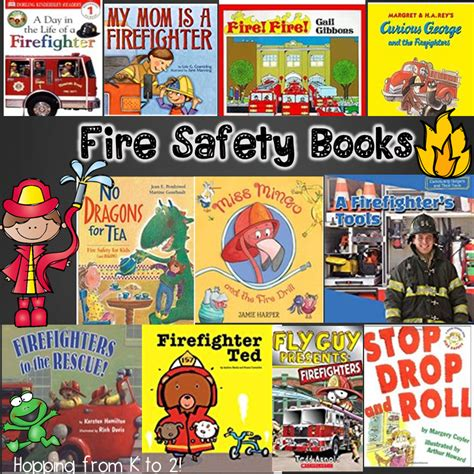 safety in being an books hopping from k to 2 safety for