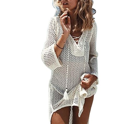 knitted bathing suit cover up jeasona s bathing suit cover up crochet mesh knit