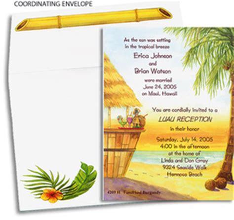 tropical island themed wedding invitations invitations tropical pool luau tropical