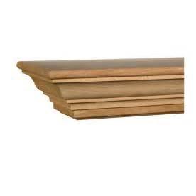 evertrue oak fireplace mantel shelf from lowes mantels