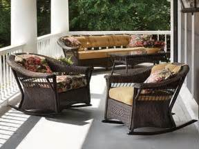Porch Furniture Ideas by Furniture Wicker Porch Furniture Ideas Patio Furniture