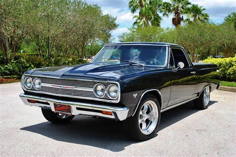 el camino for sale tri power 1965 chevrolet el camino vintage for sale