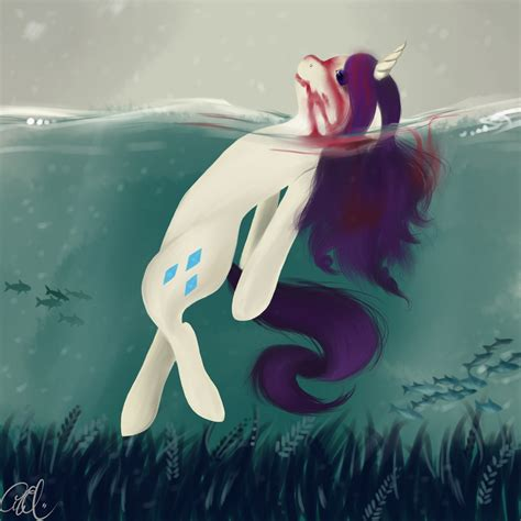 imagenes tumblr sangrientas rarity emulating elisa day by spittfireart on deviantart