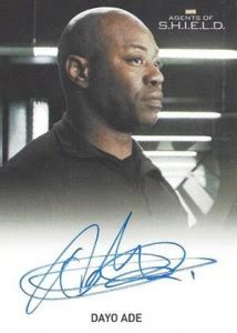 titus welliver marvel agents of shield marvel agents of shield season 1 autographs gallery guide