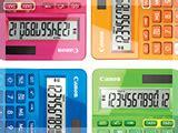 Calculator Canon F 715sg Series calculators product range canon uk