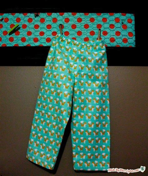 sewing pattern pajama pants sew flannel or fleece pajama pants with this free pdf