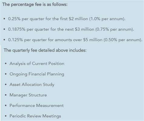 financial advisor fees average financial advisor fees for 2017 hourly aum