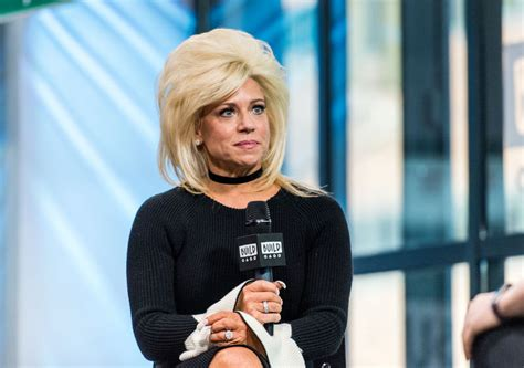 theresa caputo father name is long island medium star theresa caputo heading for