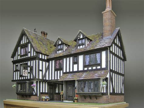 tudor dolls house tudor style dolls houses house design ideas