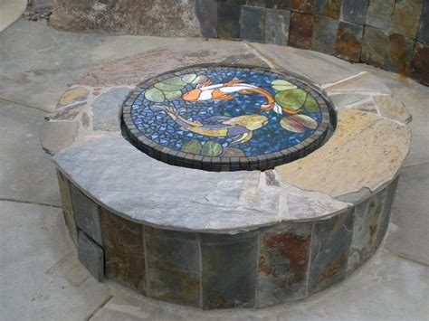 glass for pits glass mosaic pit cover