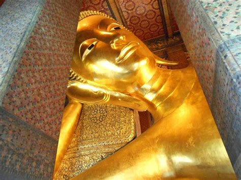Temple Of The Reclining Buddha Bangkok by Stupas In The Courtyard At Wat Po Picture Of Temple Of