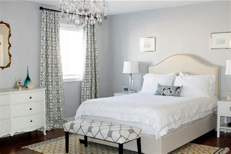 Grey Bedroom by Delorme Designs Pretty Bedrooms