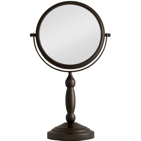 Zadro Vanity Mirror by Zadro 16 In L X 9 In W Dual Sided Swivel Vanity Mirror