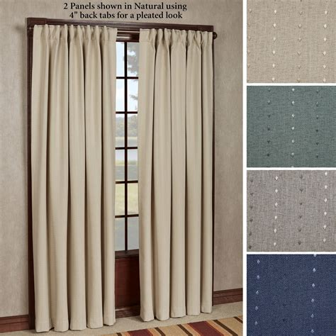 room darkening thermal curtains grand pointe room darkening thermal window treatment