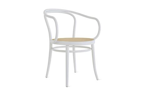 round armchair era round armchair with cane seat design within reach