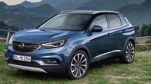 Vauxhall Specs New Vauxhall Grandland X Suv Prices And Specs Revealed