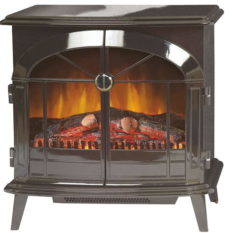 portable electric fireplace heater dimplex stockbridge 2kw portable electric heater fireplace heating effect ebay
