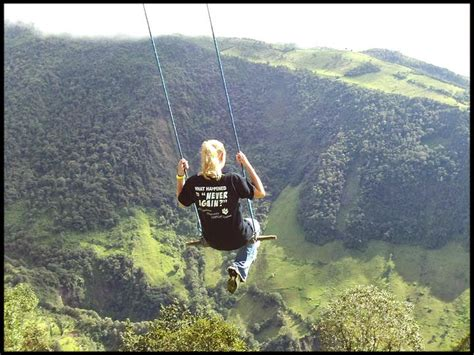 dangers of swinging the most dangerous swing ever guide for travelers