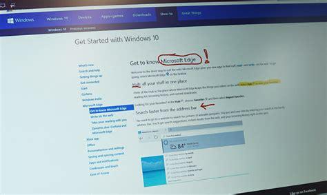 edge microsoft windows 10 browser volle kante microsofts windows 10 browser edge im test