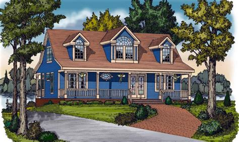 traditional cape cod house plans cape cod cottage country farmhouse traditional house plan 79517