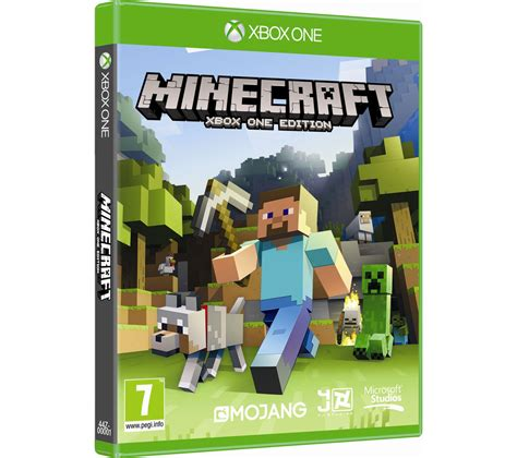 Xbox One Minecraft buy xbox one minecraft free delivery currys
