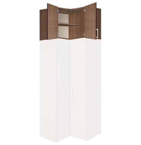 Wardrobe Storage Unit by Extend Your Height 34 Quot Wardrobe Storage Topper