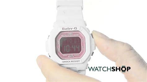 Casio Baby G Bg 5601 4 Original Garansi Resmi 1 Tahun casio baby g alarm chronograph bg 5601 7er