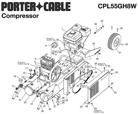 porter cable c2002 air compressor wiring diagram porter