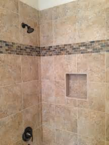 ideas bathroom tile border tiles with and look our photo make your