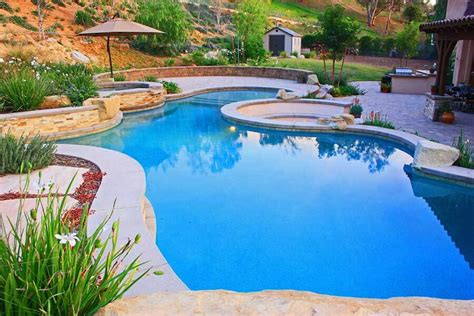 Backyard Pools Of California Types Of Pools Southern California Swimming Pools