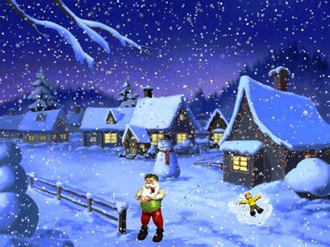imagenes de navidad cristianas en movimiento paisajes animados paisaje animado de navidad 30 hacia