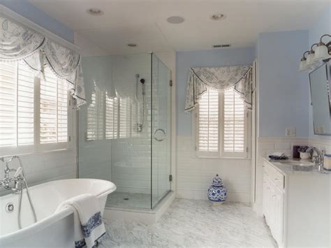 Fun Frugal Perk Ups For Bathroom Windows Hgtv Window Treatments For Bathroom Window In Shower