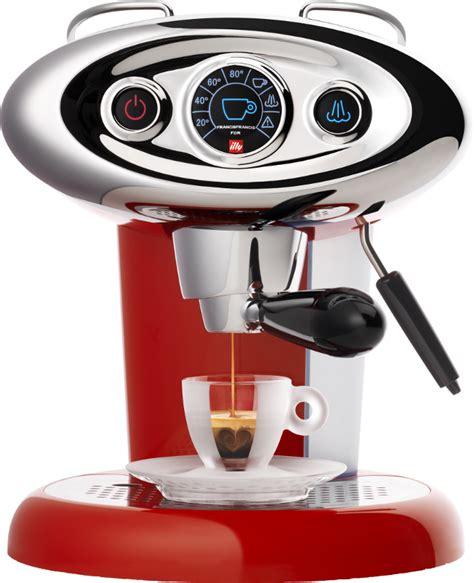 Macchina Caffè Iperespresso illy x7.1 capsule Coffee Maker Francis X7 .1