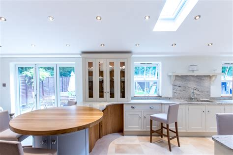 Handmade Kitchens Sheffield - bespoke painted kitchens in sheffield by concept