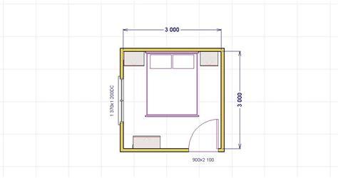 letto matrimoniale misure minime una matrimoniale 3x3 lineatre arredamenti alberobello