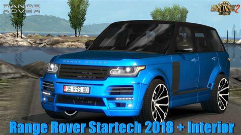 range rover truck interior truck simulator 2 land rover range rover 187