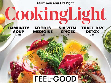 cooking light magazine recipes cooking light current issue