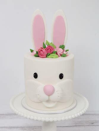 kids easter bunny cake classsues cakery