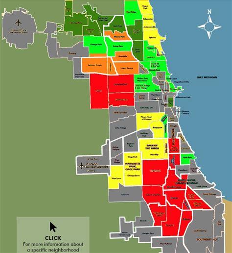 chicago sections chicago bad neighborhoods map afputra com