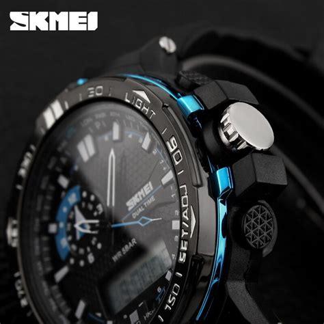 Jam Tangan Skmei Dg0989 Sport Outdoor skmei jam tangan sport pria ad1081 black white jakartanotebook