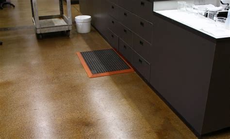 Concrete Staining for Commercial Floors Portland, OR