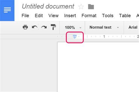 how do i set margins in docs techwalla