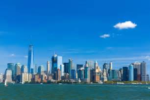new york new york skyline free stock photo public domain pictures