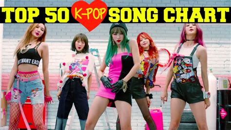 song for 2016 top 50 k pop songs chart january 2016 week 3