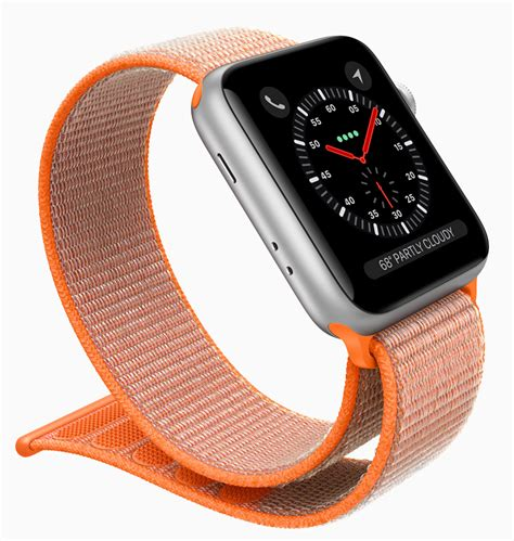 Apple Watch Series 3 With Built In Cellular Means Standalone Smartwatch   aBlogtoWatch