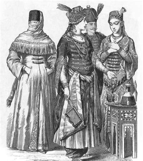 ottoman women 15th century turkish women s clothing