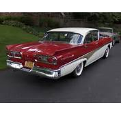 Four Door Survivor 1958 Ford Fairlane 500